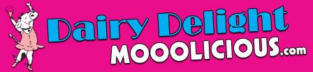 Mooolicious – Dairy Delight Logo